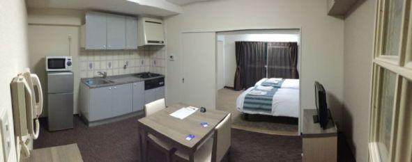 Superior Twin Room, Hotel MyStays Otemae, Osaka