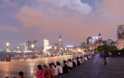 The Bund, Shanghai, China @2015