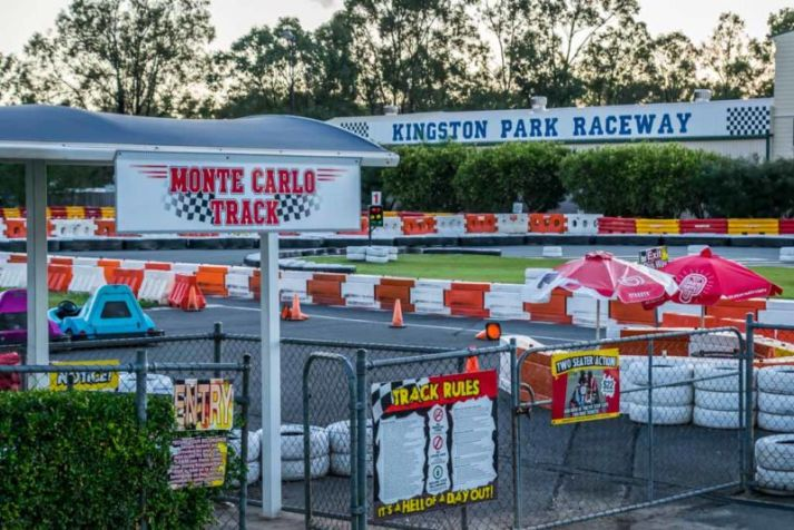 Kingston Park Raceway is Australia's largest and most technically advanced outdoor go-kart racing venue.