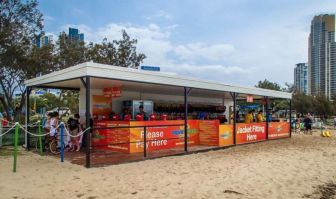AquaSplash: Located on the beach in Southport