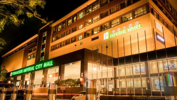 Imperial City Mall is one of the newer retail malls in Miri. Its located within 10 minutes walk from Bintang Megamall and just as popular with local/tourist.