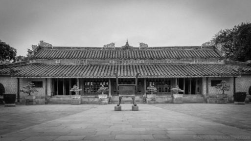 Tu Duc Tomb (Hue, Central Vietnam). Renowned for its scale and splendor, Tu Duc planned and constructed the tomb complex from 1864-1867, long before his passing.