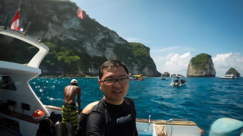 Manta Point, Nusa Penida (Bali)