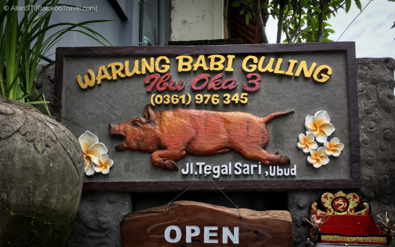Ibu Oka Warung Babi Guling (Bali)