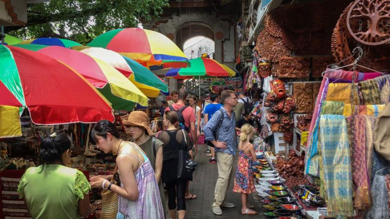 Ubud Arts Market (Bali)