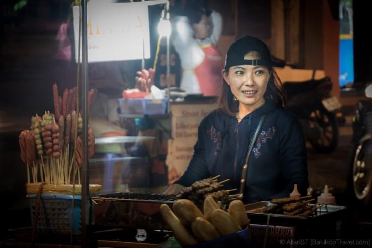 Old Quarter Night Market (Hanoi, Vietnam)