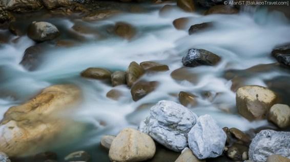 Stream at Shakadang Trail (砂卡礑步道), Taroko Gorge (Hualien, Taiwan) @2016
