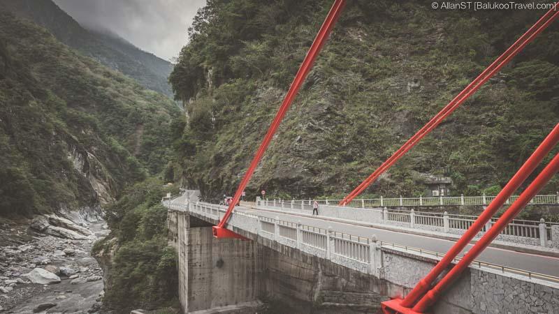 Cimu Bridge (慈母橋), Taroko Gorge (Hualien, Taiwan) @2016