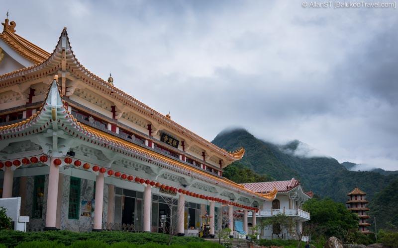 Main hall of Xiangde Temple (祥德寺), Tianxiang, Taroko Gorge (Hualien, Taiwan) @2016