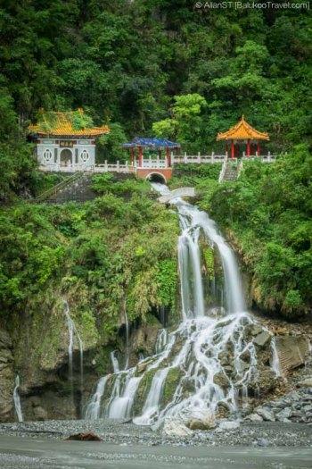 Eternal Spring Shrine (長春祠), Taroko Gorge (Hualien, Taiwan) @2016