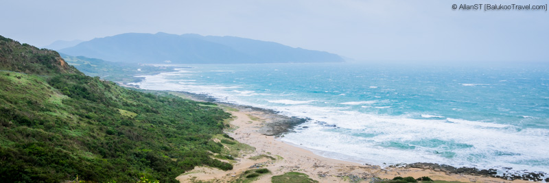 Coastline at Fengchuisha (風吹沙), Kenting National Park (Taiwan)