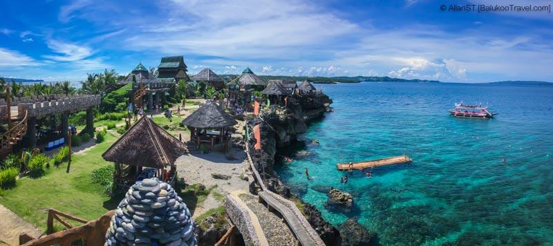 Cove 1, Crystal Cove Island, Boracay (Philippines) @Sep2017