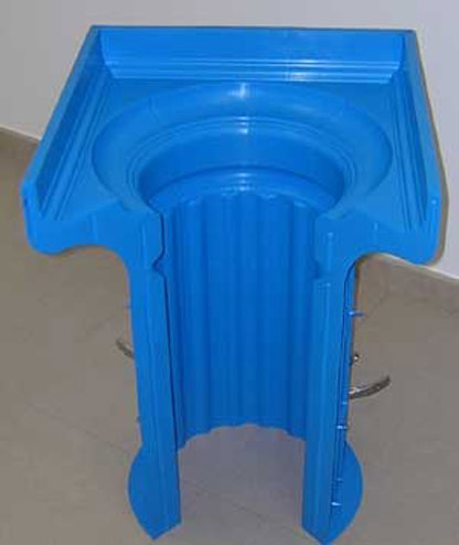 Aliexpress Com Decorative Concrete Column Molds For From Reliable Mold Light Suppliers On Huiou Building Material Machinery