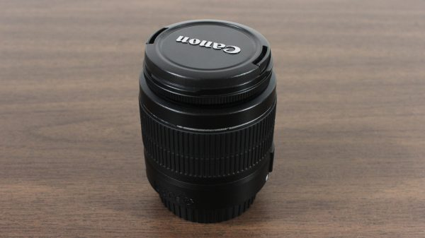Used - Canon EF-S 18-55mm 1:3.5-5.6 IS II Lens