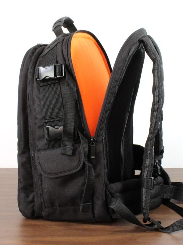 Amazon Basics Camera Backpack Laptop Pocket