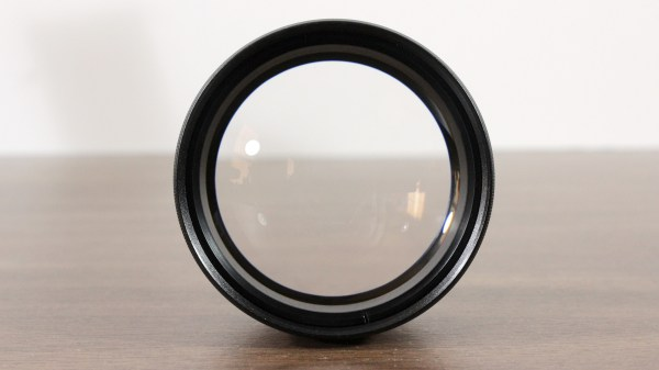 Ultimaxx 55mm 2.2x Professional Telephoto Lens Front