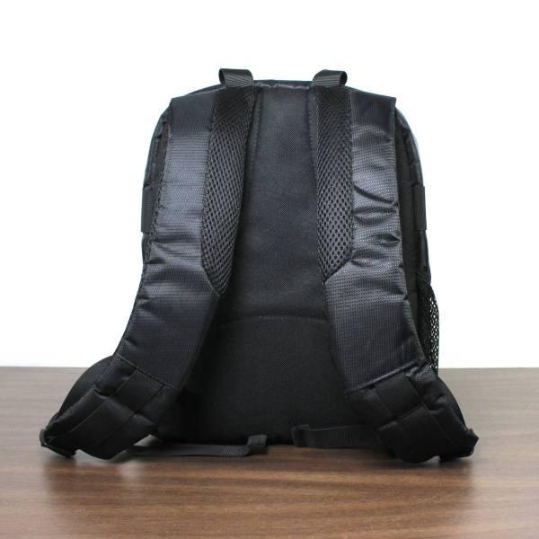 Small Indepman Camera Backpack Bag back