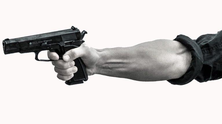 SEK in Iserlohn: Rollerfahrer zog Waffe