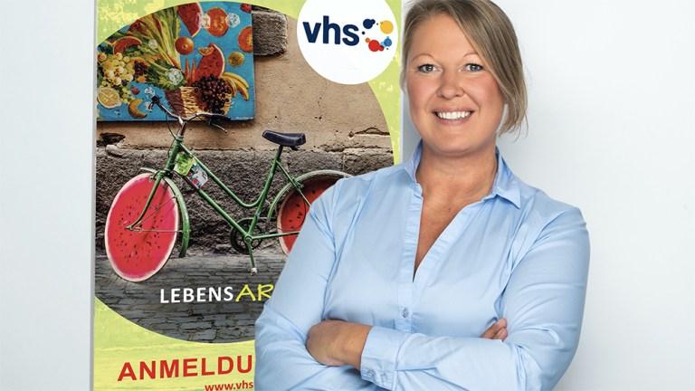 Verena Thalemann neue VHS-Verwaltungsleiterin
