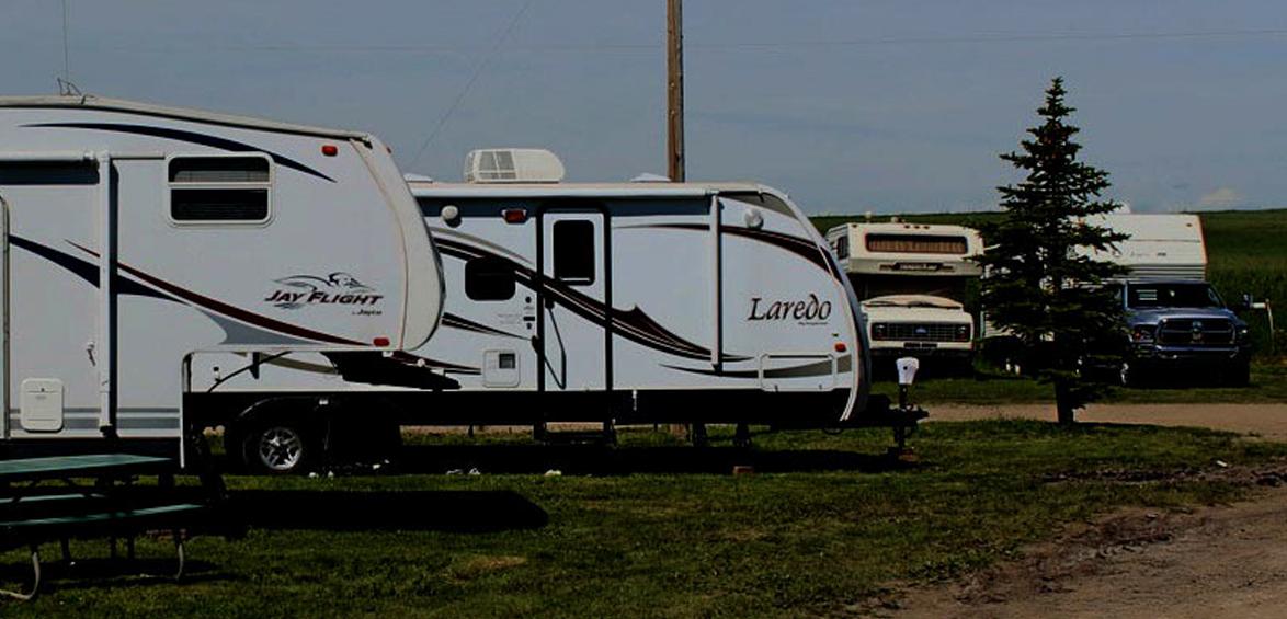 Alberta-Campground