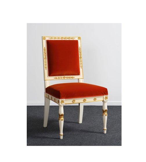 chaise style empire balzarotti