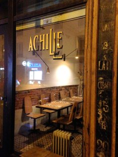 Achille, Pierre Jancou, bam, bam le blog, bon appétit morgane, coup de coeur, miam