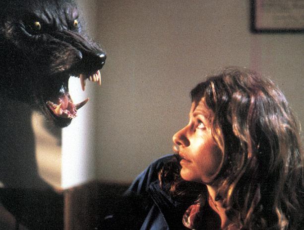 Werewolf Transformation Art