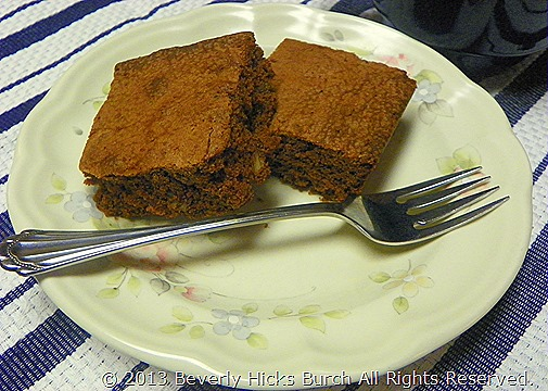 indian cocoa brownies