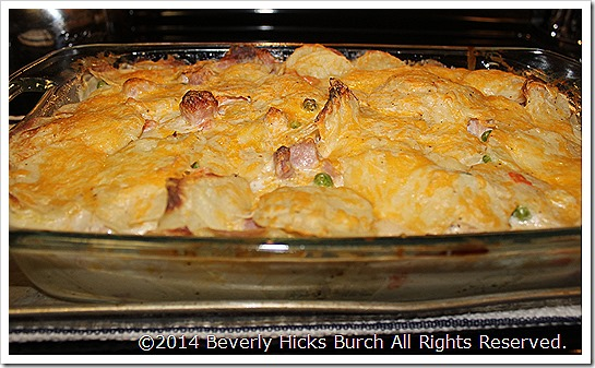 Sour Cream Scalloped Potatoes C