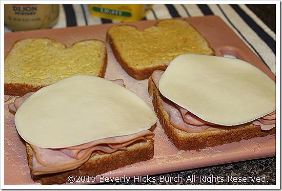 Add provolone cheese
