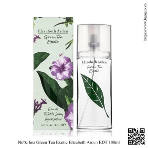 Nước hoa Green Tea Exotic Elizabeth Arden EDT 100ml (1)