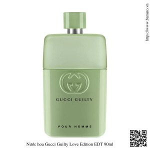 Nuoc hoa Gucci Guilty Love Edition EDT 90ml 2