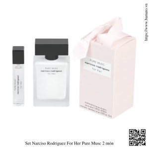 Set Narciso Rodriguez For Her Pure Musc 2 mon 1 1