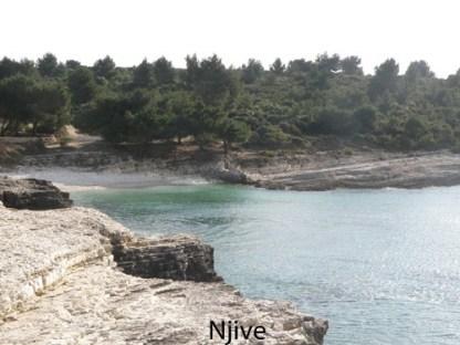 spiagge kamenjak