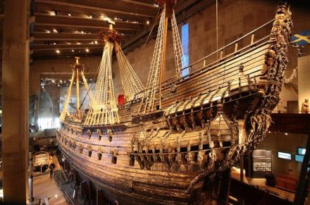 La-Nave-Vasa-a-Stoccolma