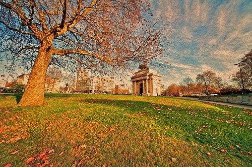 London - Hyde Park Corner