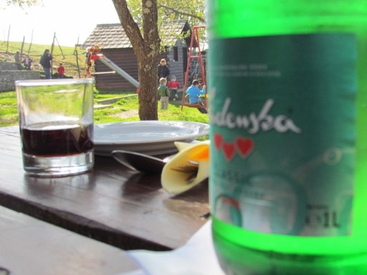 mangiare in slovenia