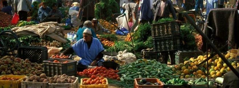 mercato di marrakesh