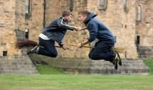 Scuola di maghi a Alnwick Castle Inghilterra