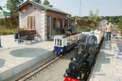 ferrovia in miniatura lussemburgo