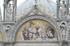 Particolare Basilica San Marco