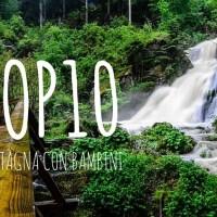 10 mete Top estate in montagna con bambini