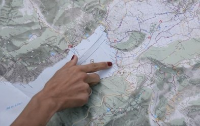 mappa garda trentino