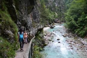 Friuli orrido dello Slizza