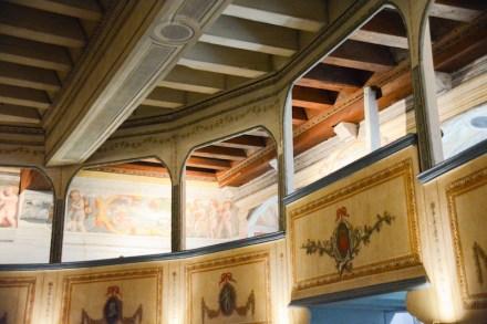 Teatro del castello di Valvasone
