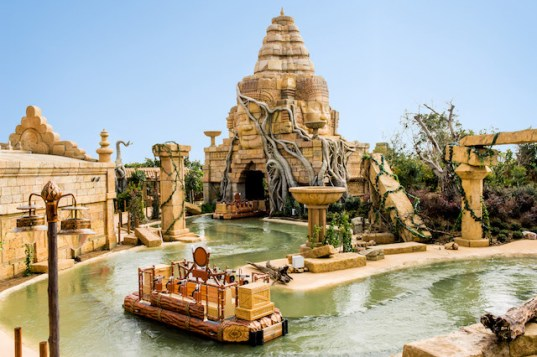 portaventura world angkor