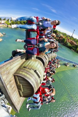 portaventura world roller coaster