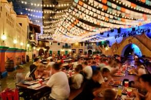 i ristoranti del parco portaventura world