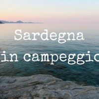 Sardegna in campeggio con bambini