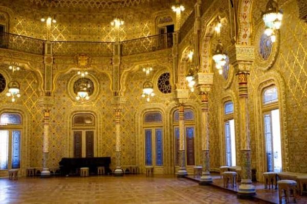 Porto (Portogallo) cosa vedere: Palacio Bolsa